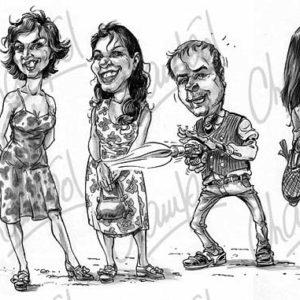 caricature-groupe-6-lavis-champol