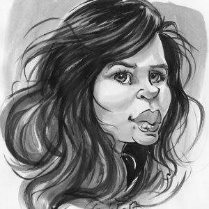 Caricature-Fille-2