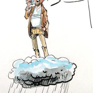 Champol IP, Erepday sur un nuage