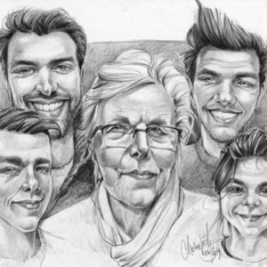Famille-Crayon