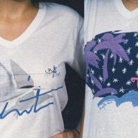 Tee-Shirt Bylie tahiti 1