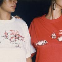 Tee-Shirt Bylie tahiti, 6