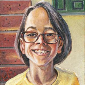 Portrait de Felix
